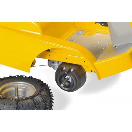 Masses de roues 2x 13,5kg pour STIGA VILLA