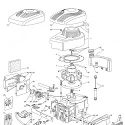 Palette de ventilateur SV 150