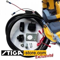9400-0282-01-kit Kit d'adaptation pour branchement table de coupe electrique