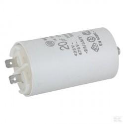 FGP013622 Condensateur avec fiche 20µF