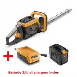 Taille-haie SHT 500 AE +BATTERIE +CHARGEUR