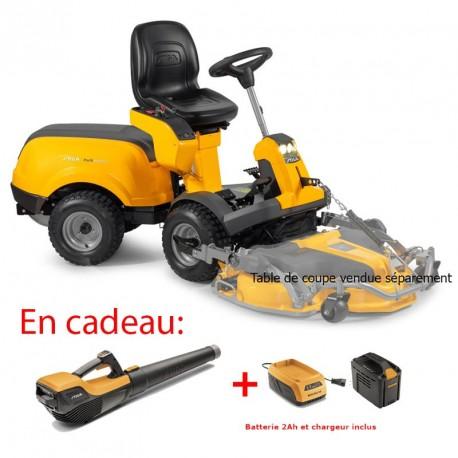 STIGA PARK 620 PW Souffleur 48V offert