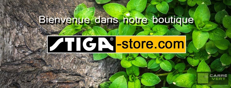 Votre boutique STIGA-STORE